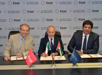 Kizad MOU Signing